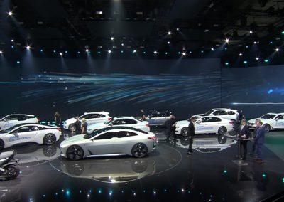 BMW AUF DER FRANKFURTER AUTOMOBILAUSSTELLUNG