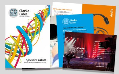 Clarke Cable 2018 Produktbroschüre